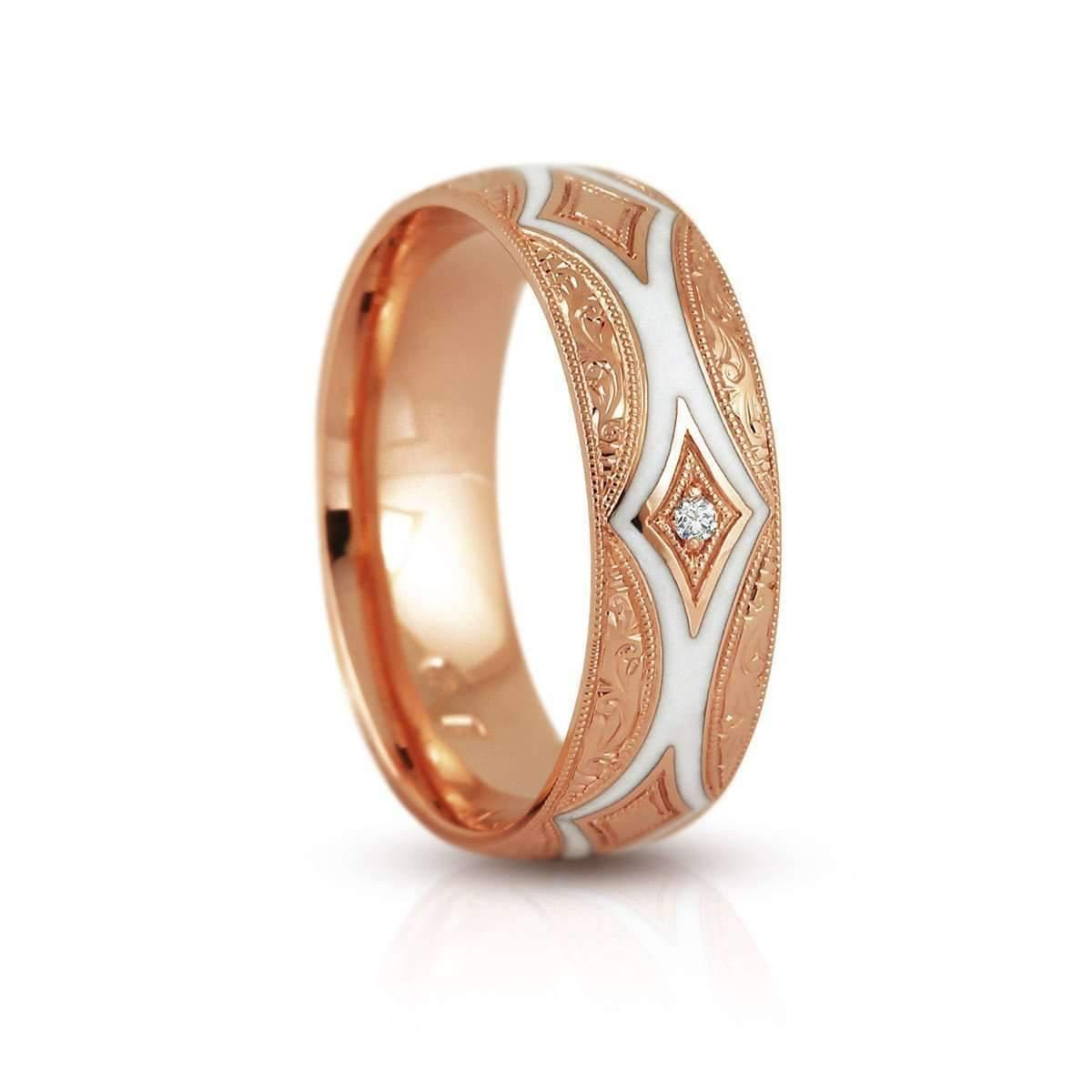 Lyst - Affianced Jewellery Leonardo Ring e6384f2eea