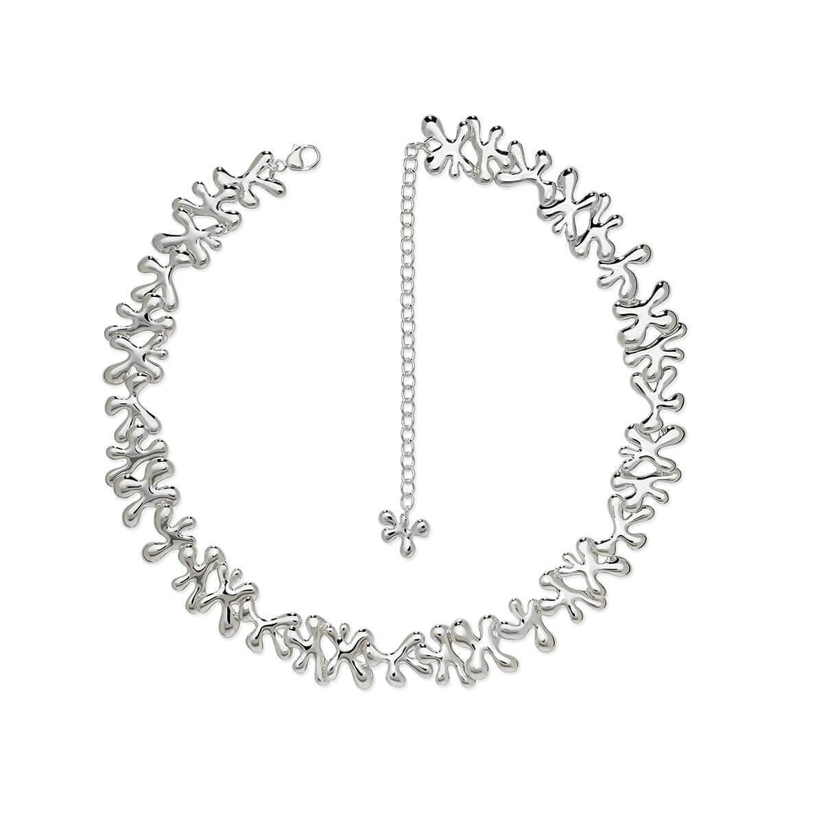 Lucy Quartermaine Drop Necklace With T Bar EzWWN5rIw0
