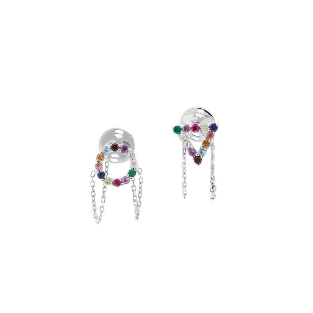 Eshvi Multi Colour Earrings VIJCrpoeX