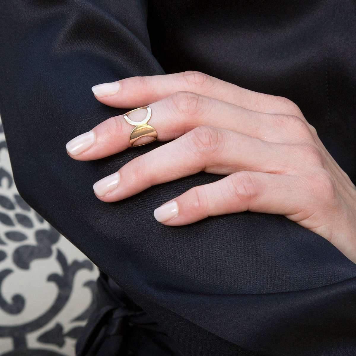 Lyst - Uma K Triple Moon Priestess Midi Ring
