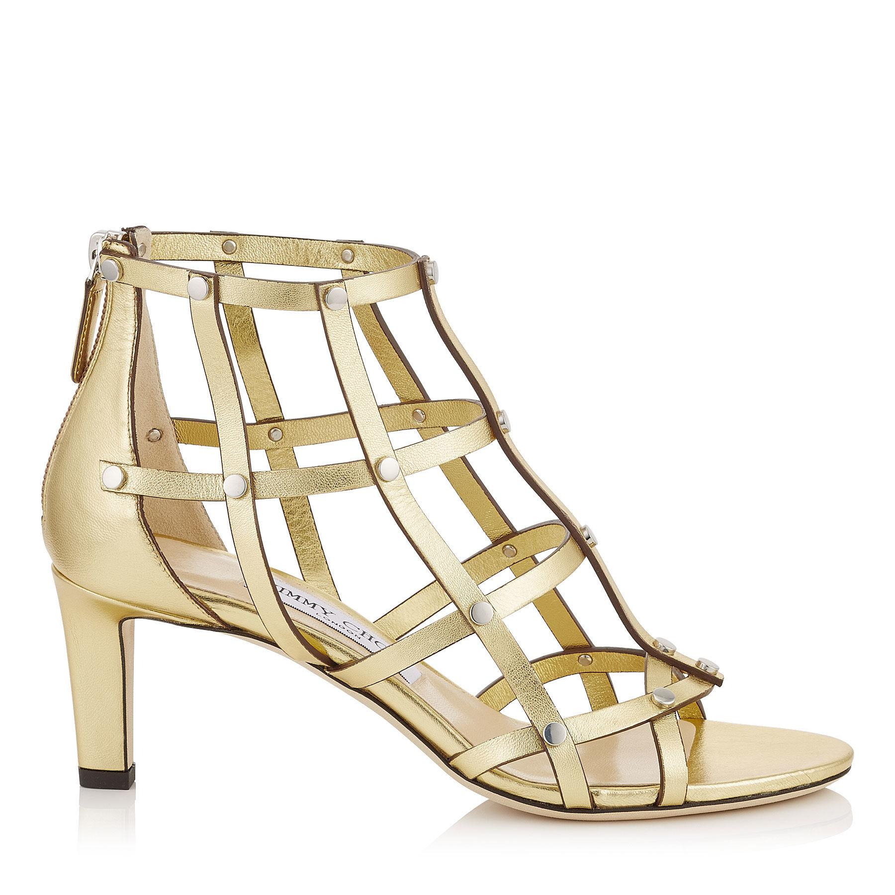 95265449084 Lyst - Jimmy Choo Tina 65 in Metallic