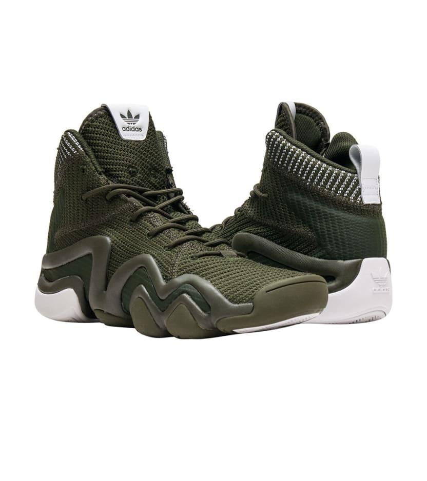 750335b85f86 ... best website 9f453 26061 adidas Crazy 8 Adv Pk in Green for Men - Lyst