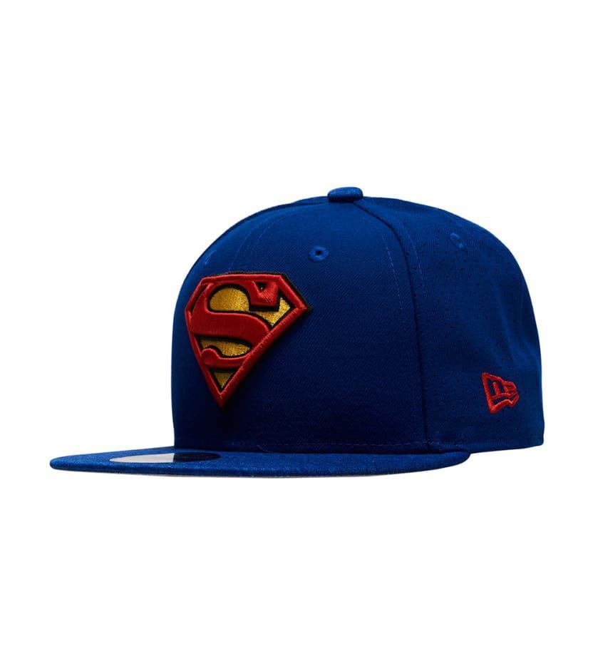 KTZ Superman Snapback Hat in Blue for Men - Lyst 3b9e44e2bebc