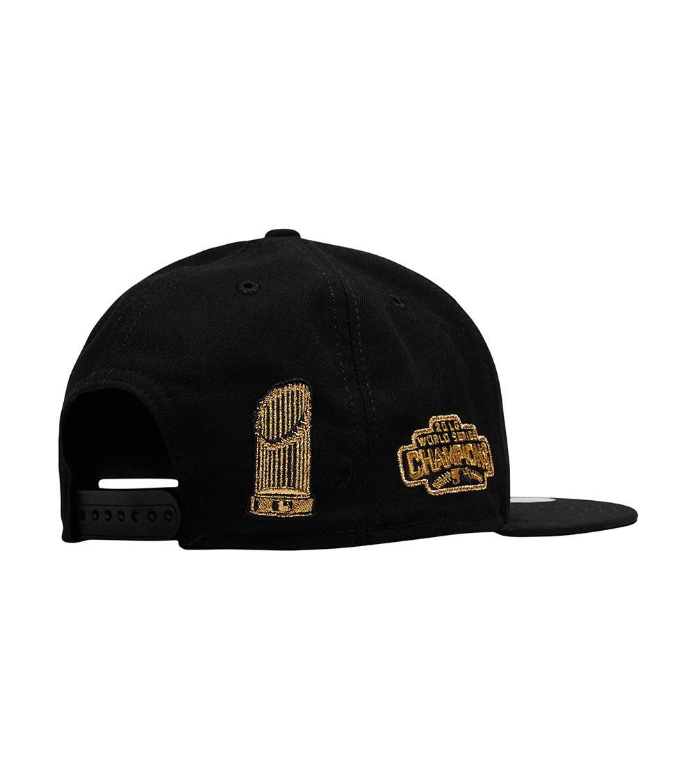 b8cd2ea36e3 ... canada chicago cubs world series snapback hat for men lyst. view  fullscreen ecf25 ffe6d