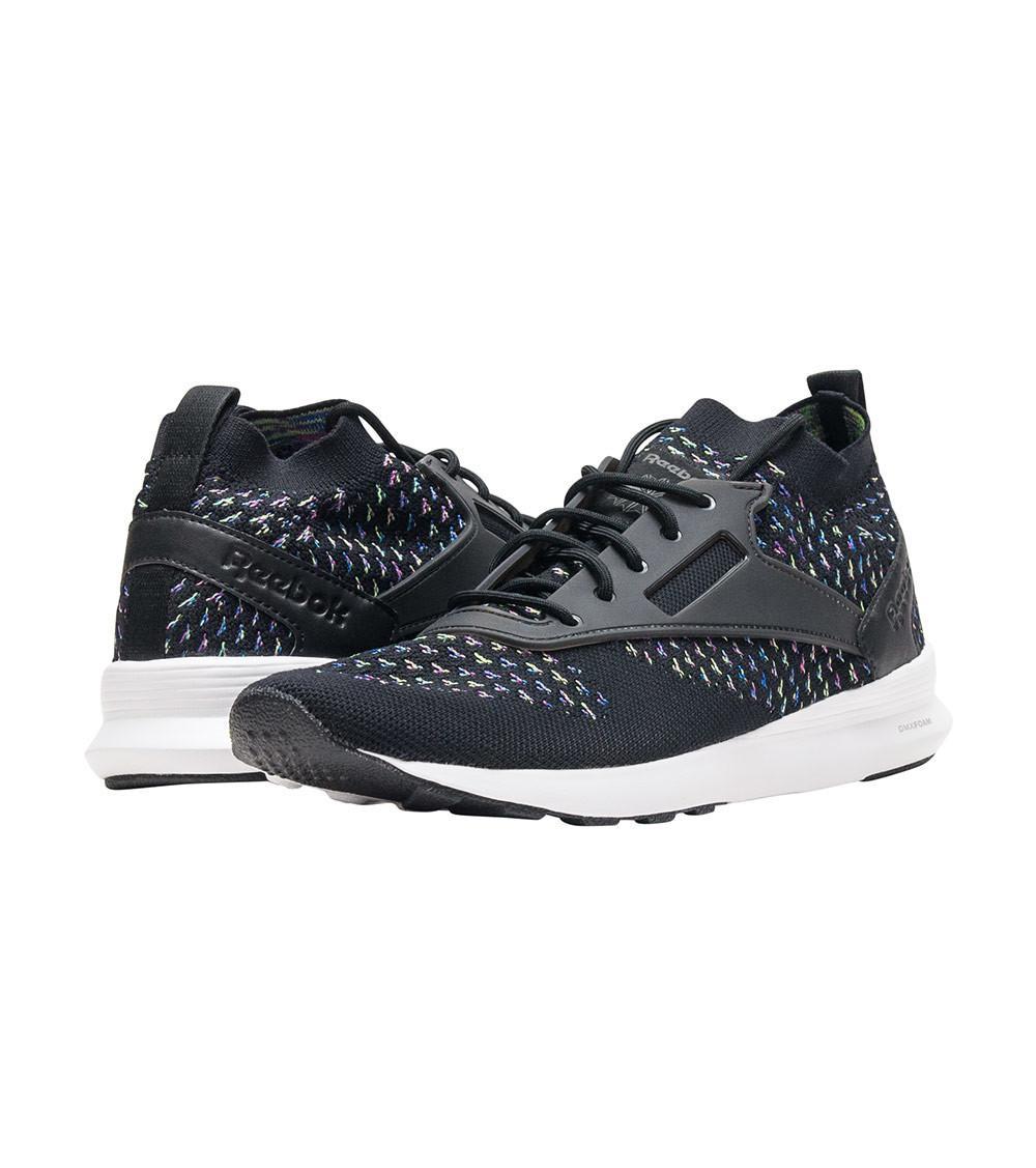 3d2807b7748 Reebok - Black Zoku Runner Ultra Knit Is for Men - Lyst. View fullscreen