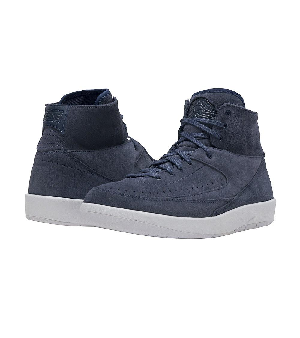 online retailer 49fd2 22325 Lyst - Nike Air Jordan 2 Retro Decon Shoe in Blue for Men