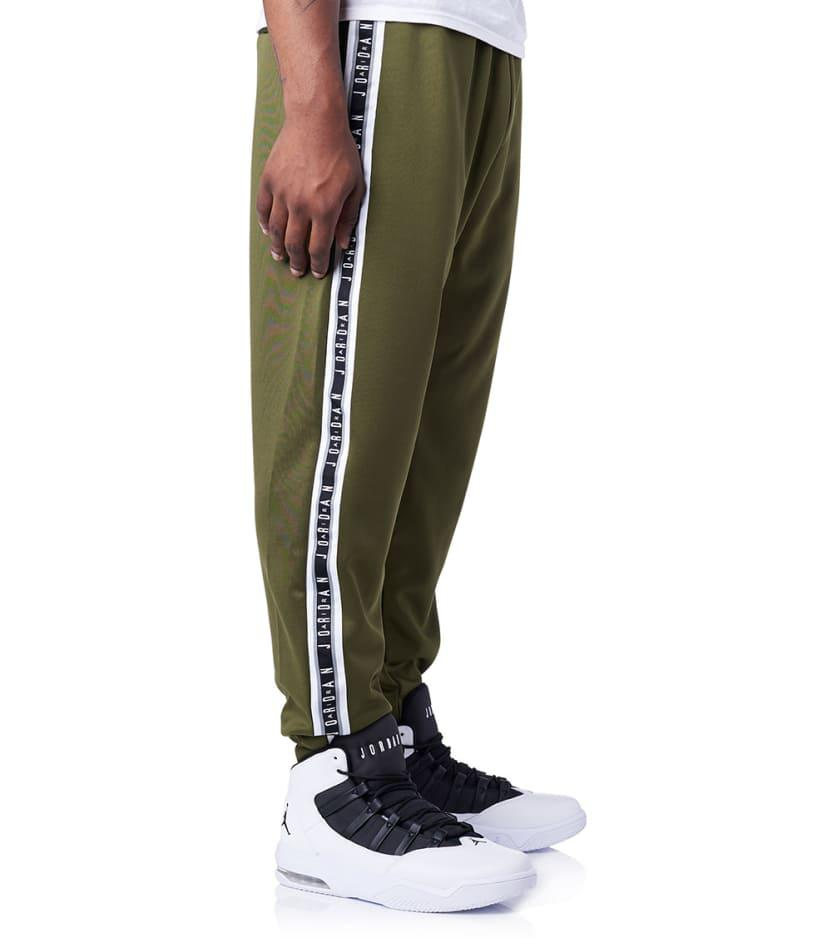 c8f147bc2908 Lyst - Nike Jumpman Tricot Pants in Green for Men