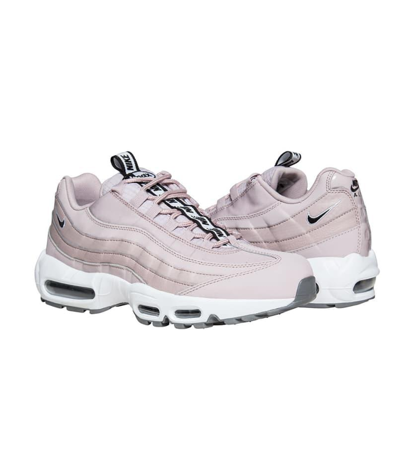 hot sale online 5f808 59254 Lyst - Nike Air Max 95 Se in Pink for Men