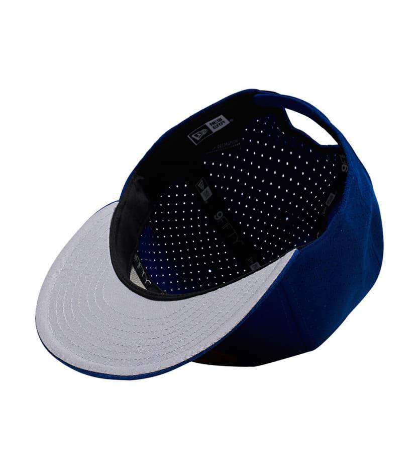 Lyst - KTZ Superman Snapback Hat in Blue for Men 7dd488bb8ca3