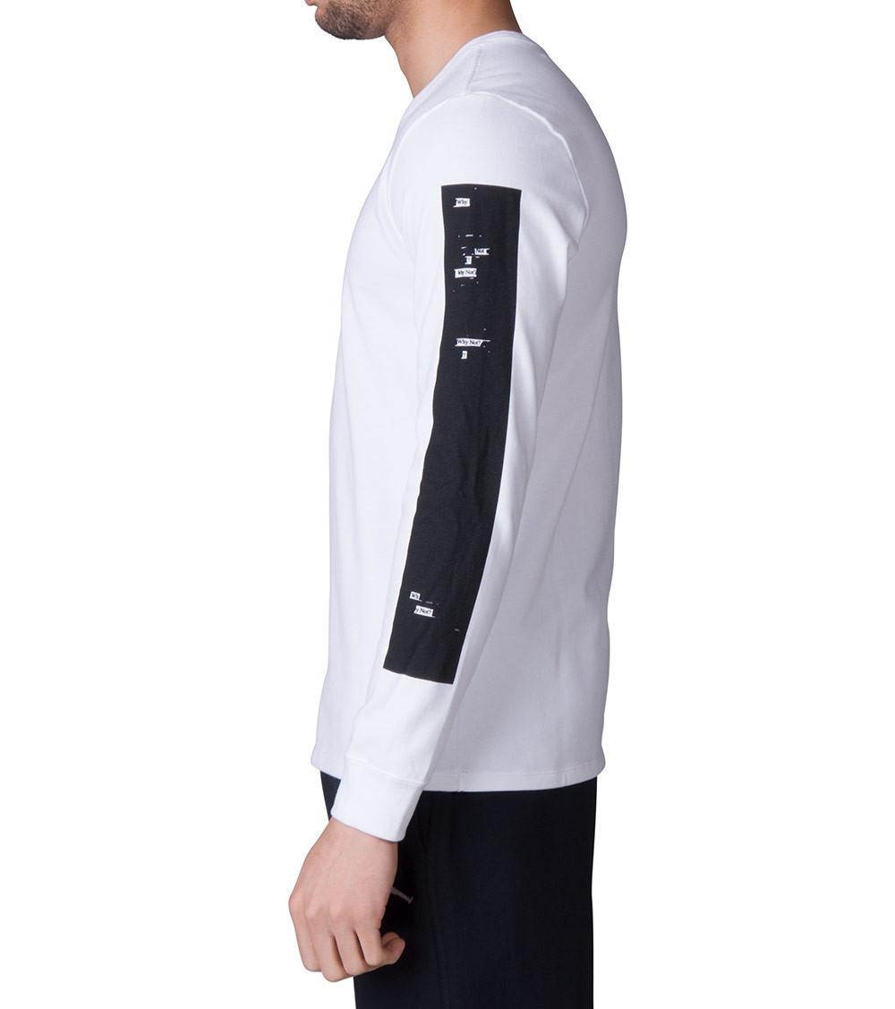 2667f0d9eb838f Nike Rw X Jsw Westbrook Tee in White for Men - Lyst