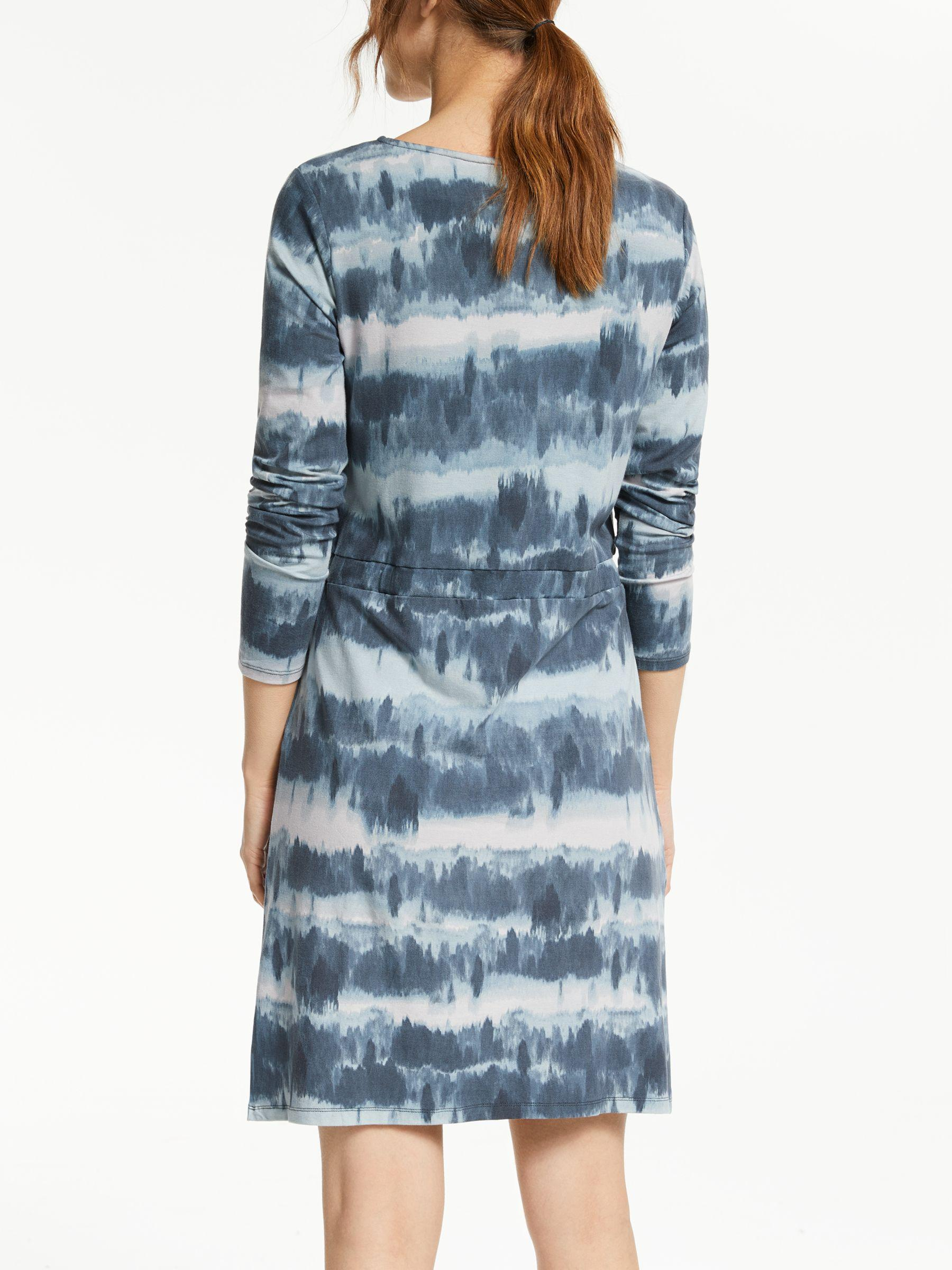 1b3af08953 Thought Ingryd Bamboo Dress in Blue - Lyst