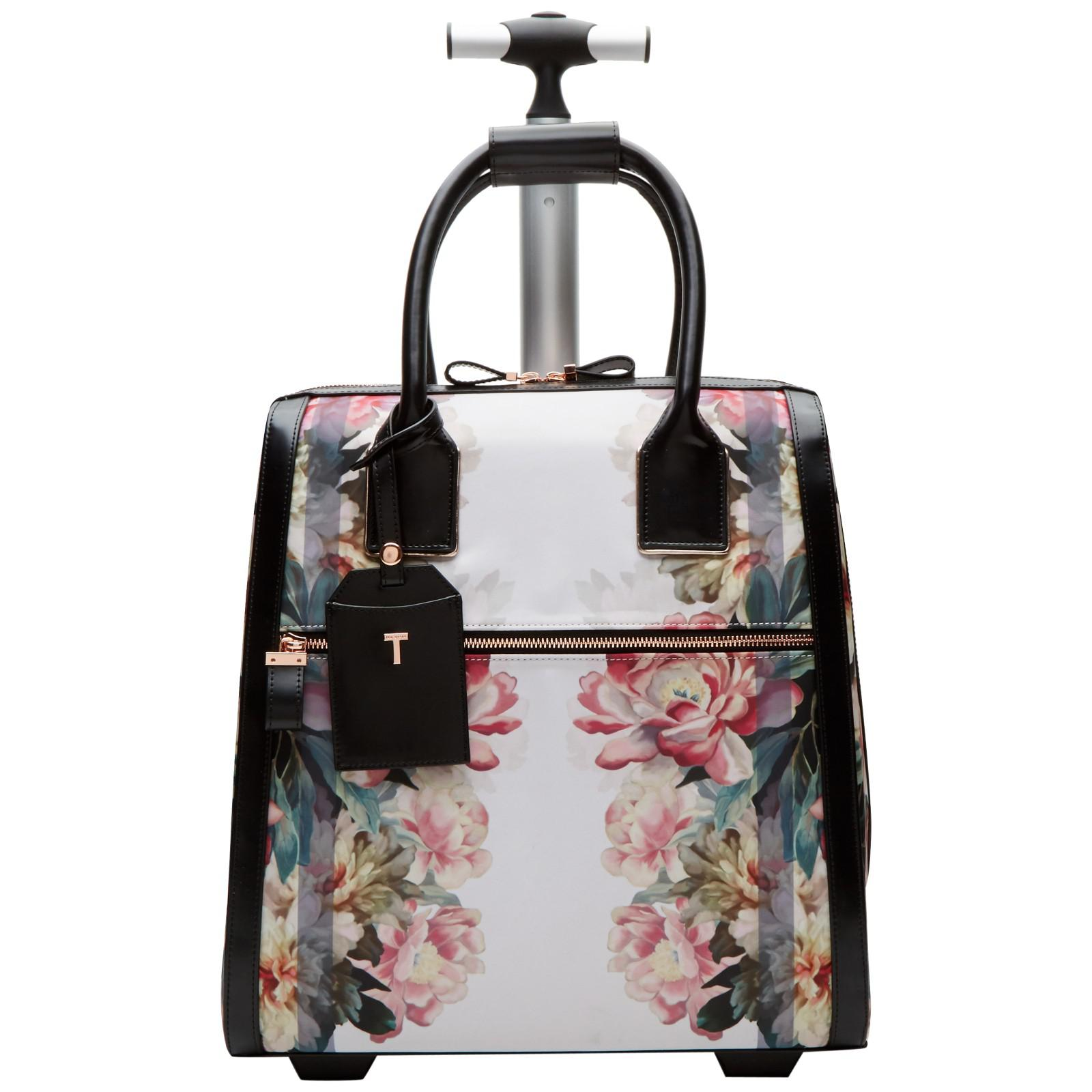 28242e7ff3871 Ted Baker - Multicolor Naoimie Painted Posie Travel Bag - Lyst