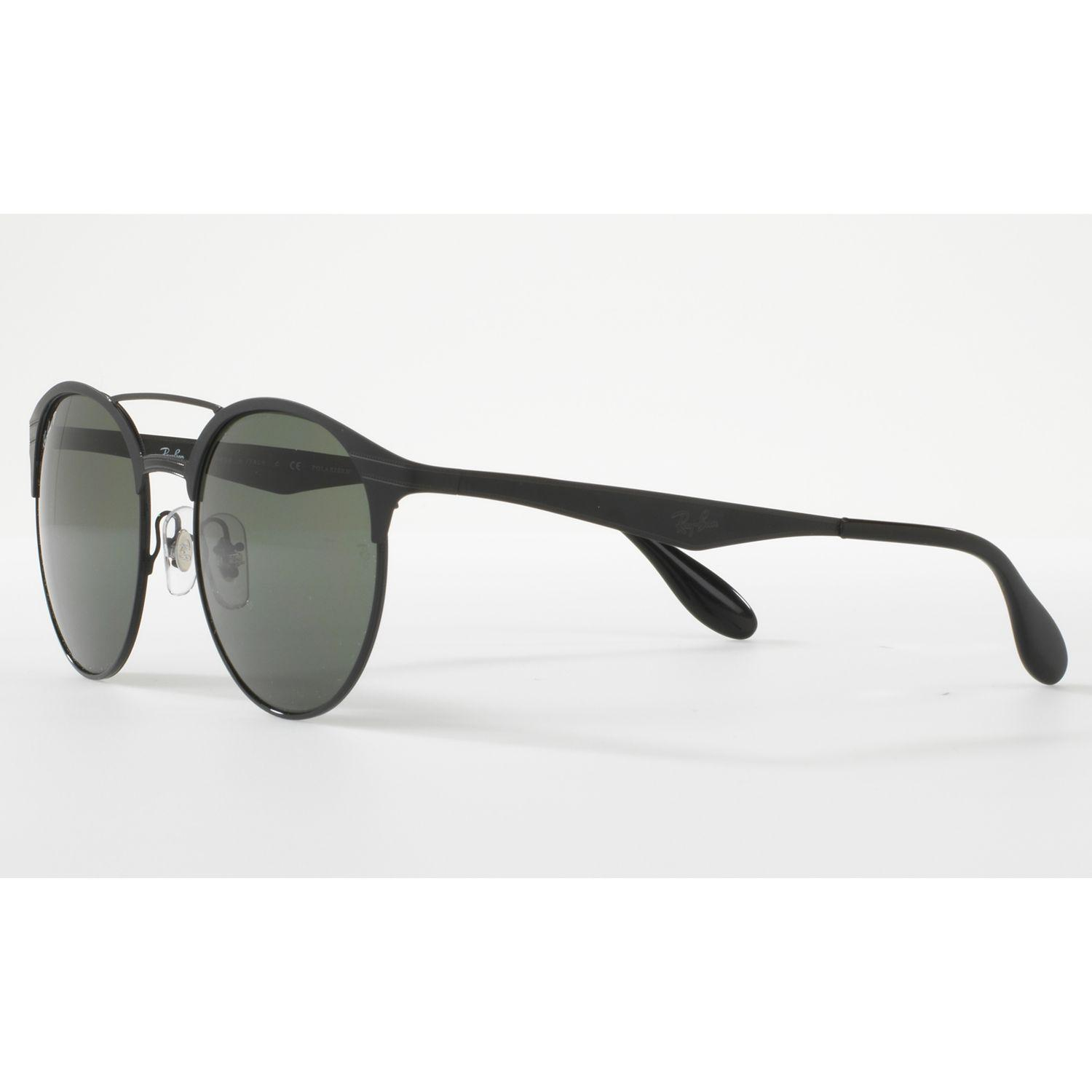 123e2d665b886 Ray-Ban - Green Rb3545 Polarised Oval Sunglasses - Lyst. View fullscreen