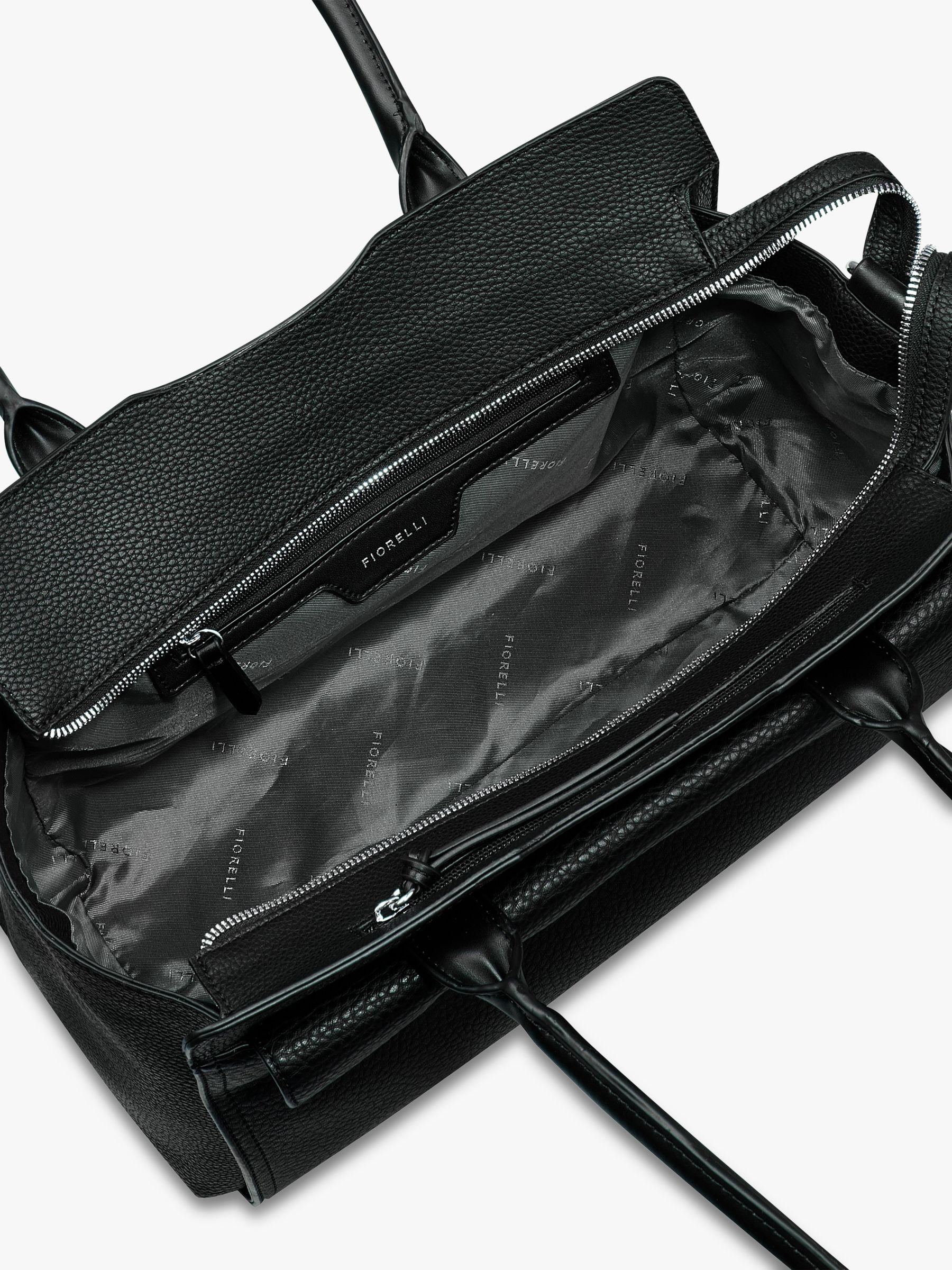 da1ead9cfaaf Fiorelli Mila Tote Bag in Black - Lyst