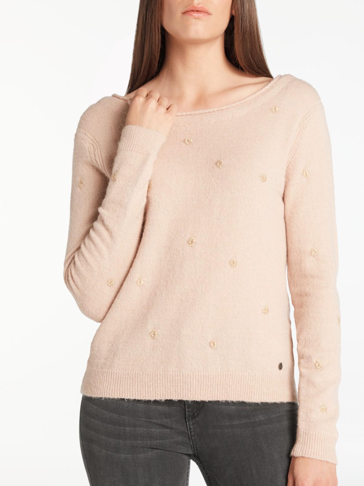 Collections Sale Online Shopping Online Clearance Numph Women's Nungo Knit Sweatshirt YYsrBukaur