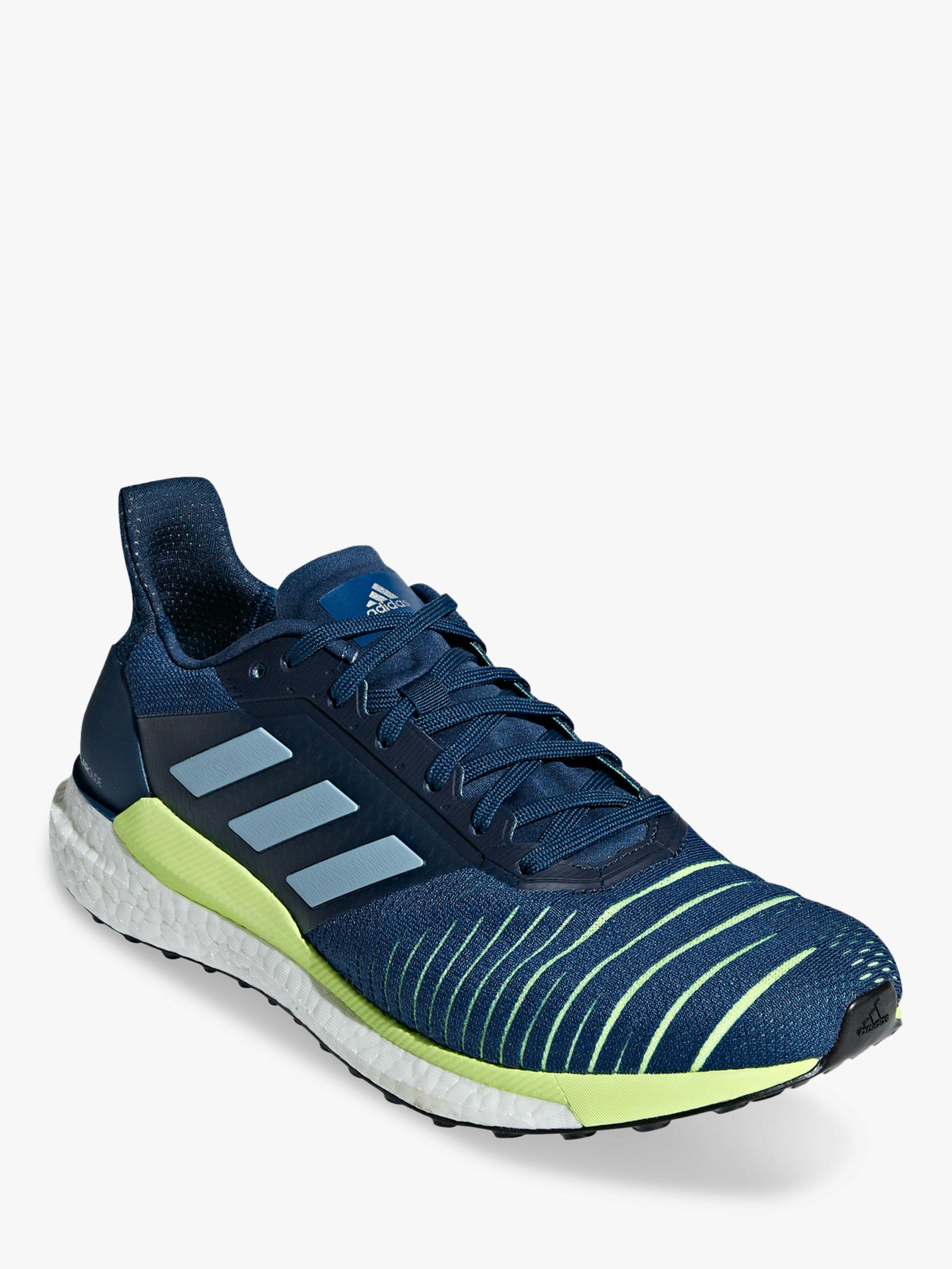 ee34c20ca2eaa adidas Solar Glide Men s Running Shoes in Blue for Men - Lyst