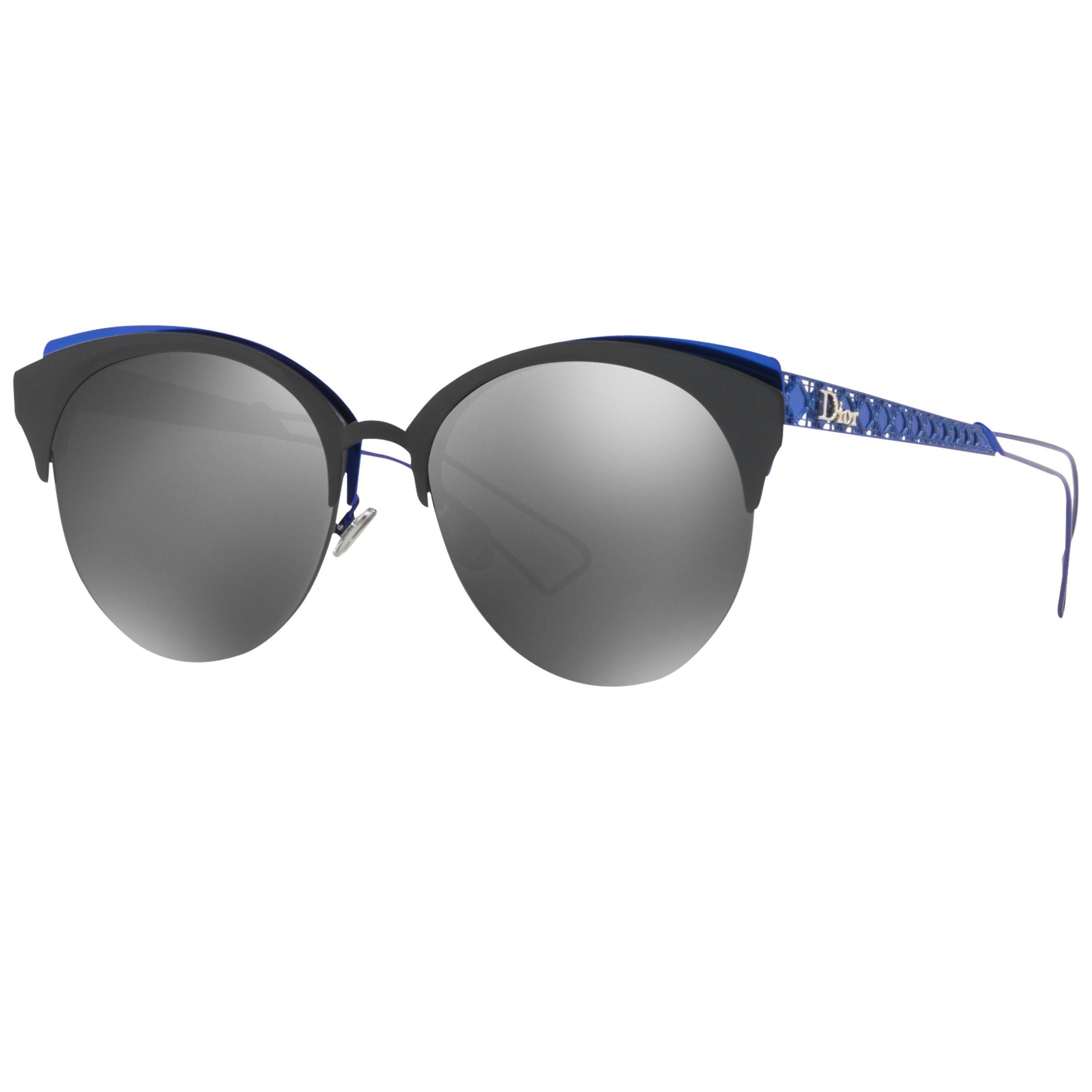 2ad4f4ad6567 Dior. Women's Ama Club Oval Sunglasses. £430 From John Lewis and Partners