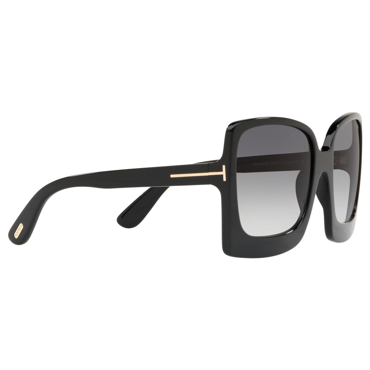 Tom Ford Ft0617 Women s Katrine-02 Oversized Square Sunglasses in ... 310ad7caae17