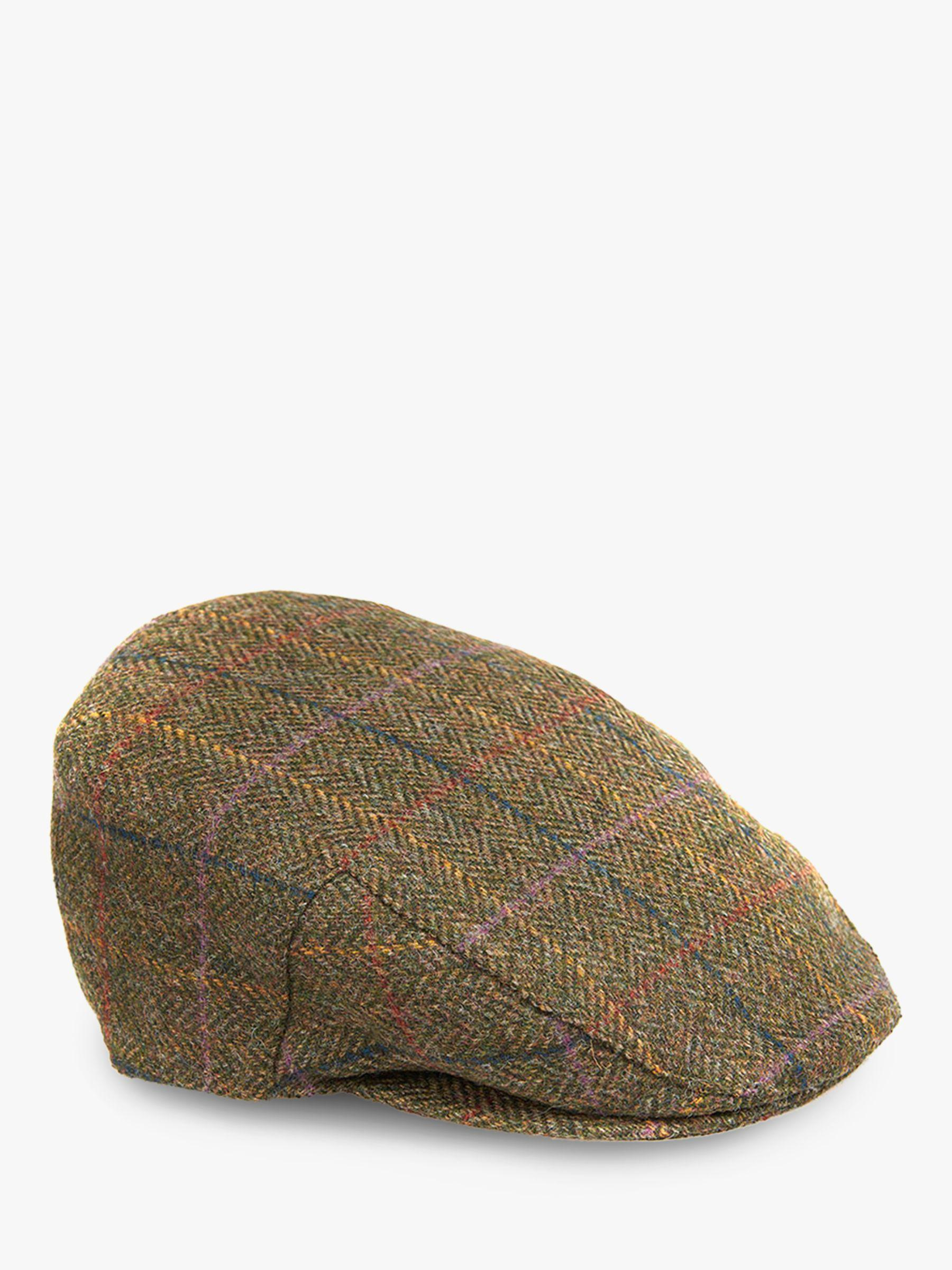 6c17b5dabae Barbour Moons Wool Tweed Cap in Green for Men - Lyst