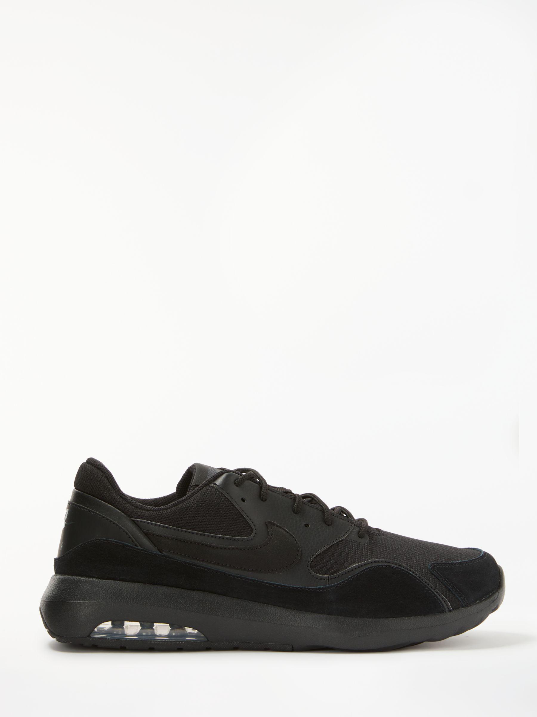 2e713d2fb779 Nike Air Max Nostalgic Men s Trainers in Black for Men - Lyst