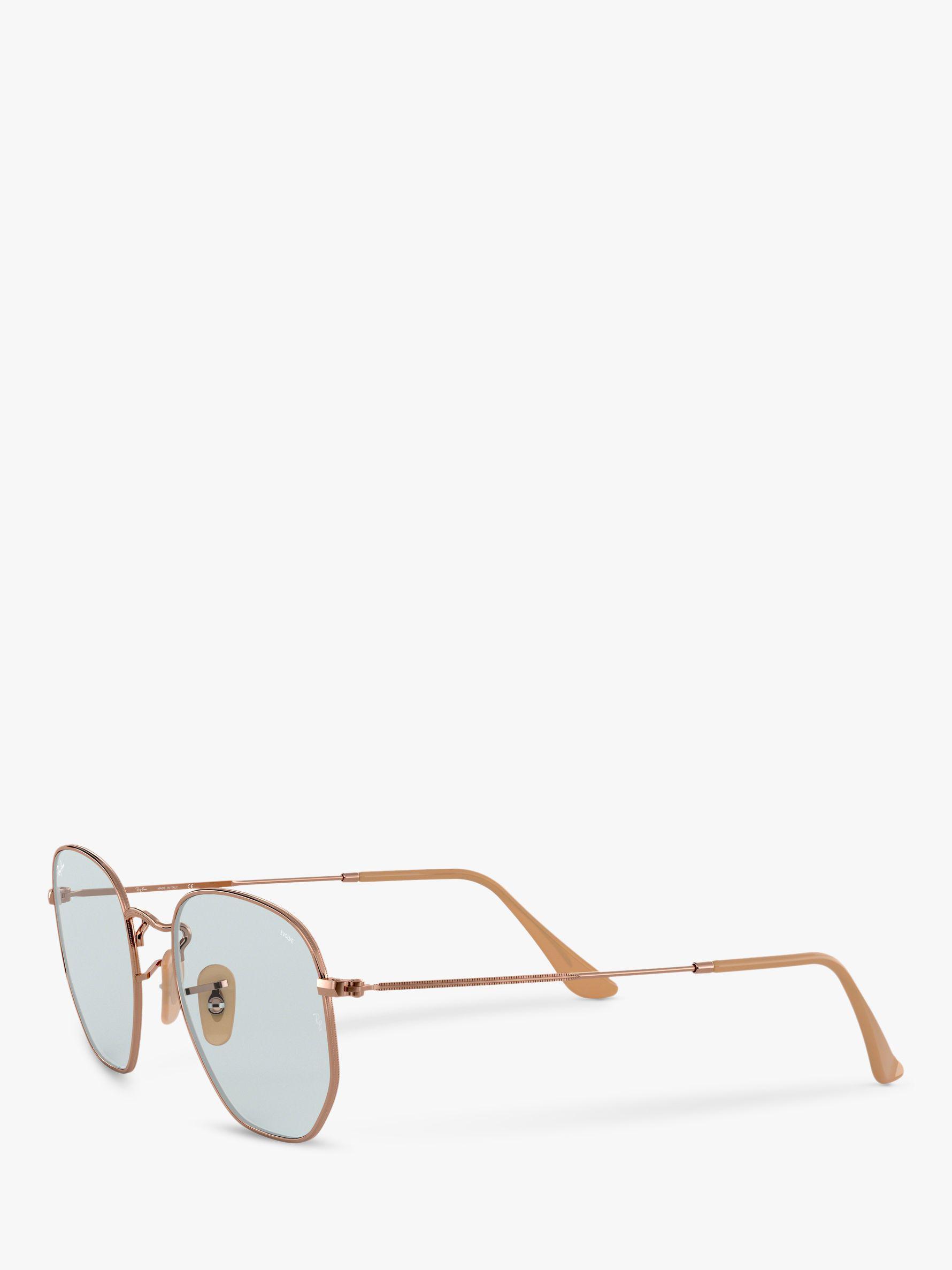 0881196db6b Ray-Ban Rb3548n Hexgonal Sunglasses - Lyst