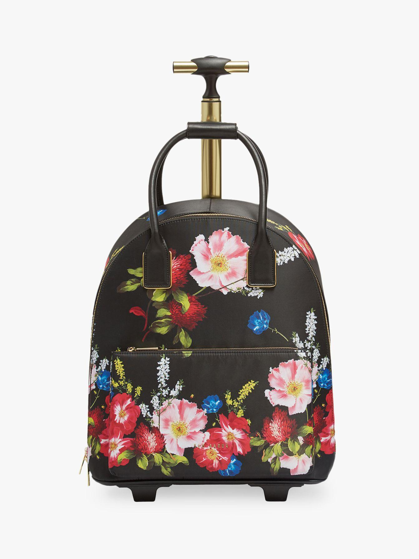 35a49ed51a1c Ted Baker. Women s Black Regaan Berry Sundae Travel Bag. £189 From John  Lewis and Partners