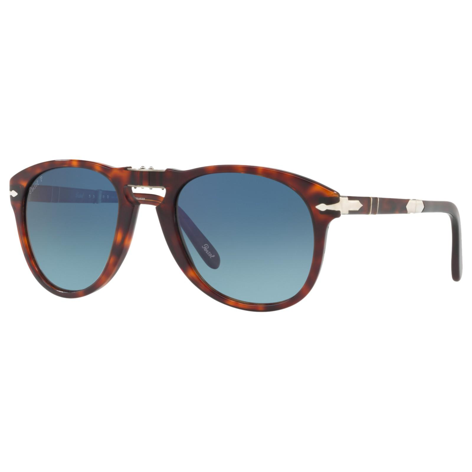 36cdfd306a Persol Po0714sm Steve Mcqueen Folding Polarised Aviator Sunglasses ...