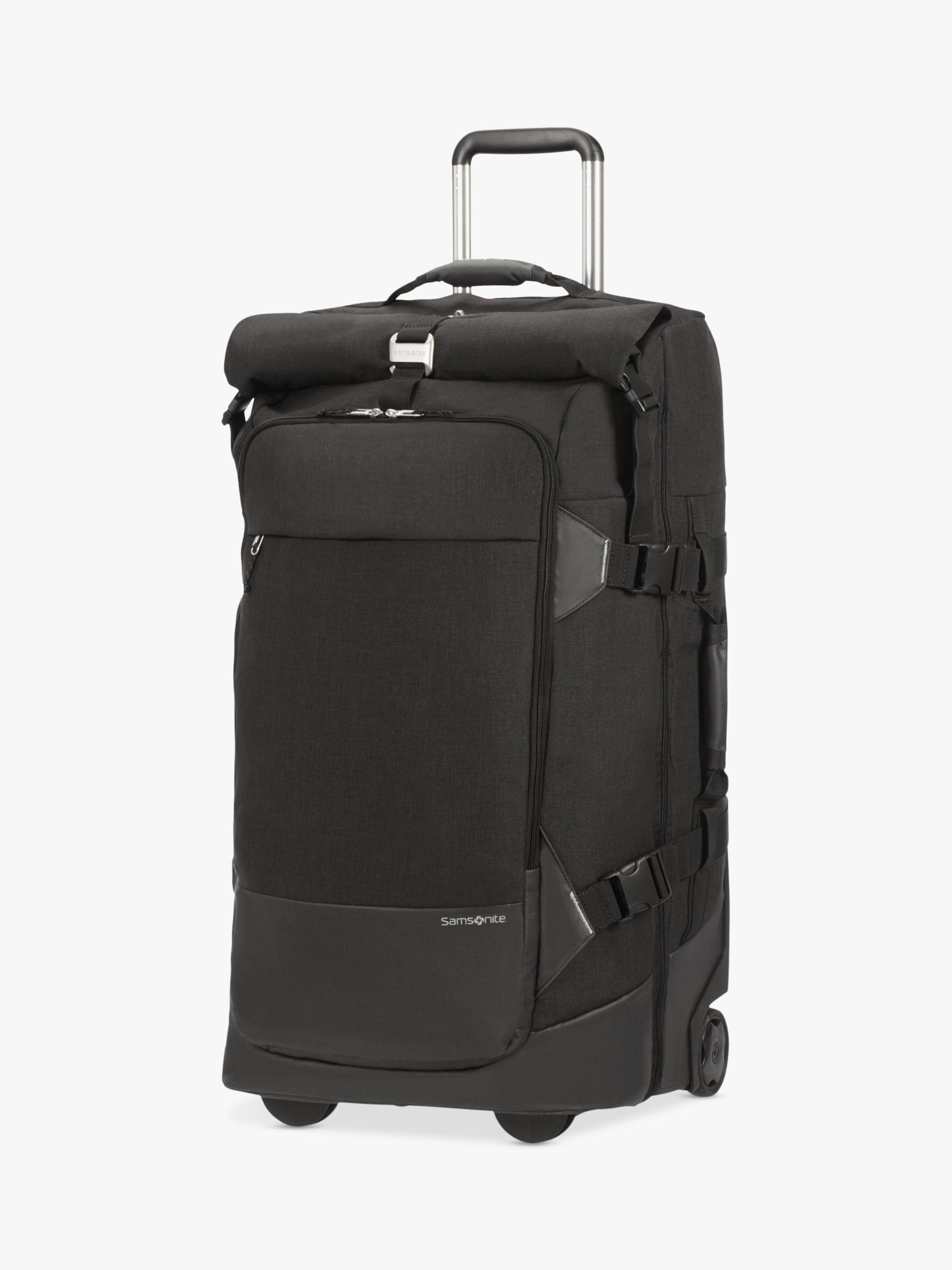 Samsonite - Black Ziproll Recycled 75cm 2-wheel Duffle Bag for Men - Lyst.  View fullscreen 3bbee5b00d