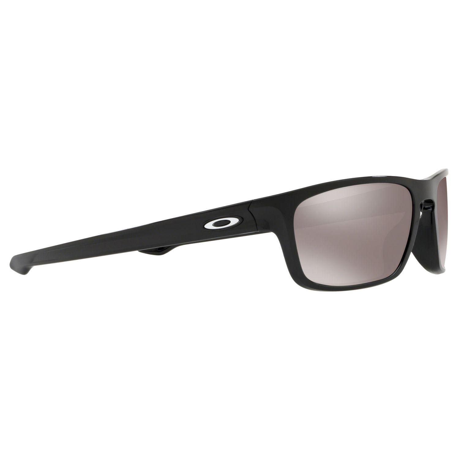 29fa468ddf Oakley Oo9408 Sliver Stealth Men s Polarised Sunglasses in Black for ...