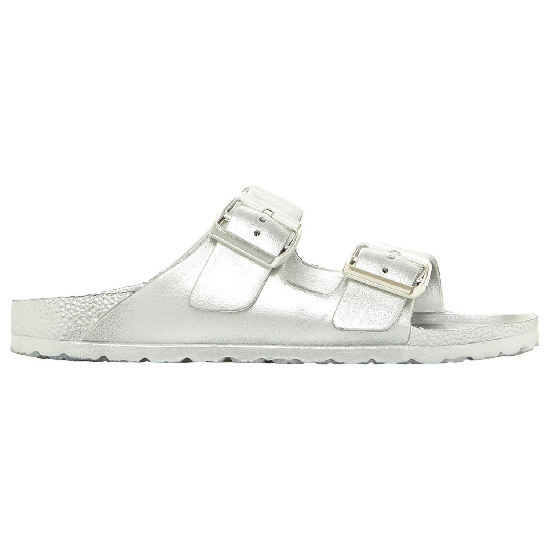 d351a213256 Steve Madden Bubbles Double Strap Sandals in Metallic - Lyst
