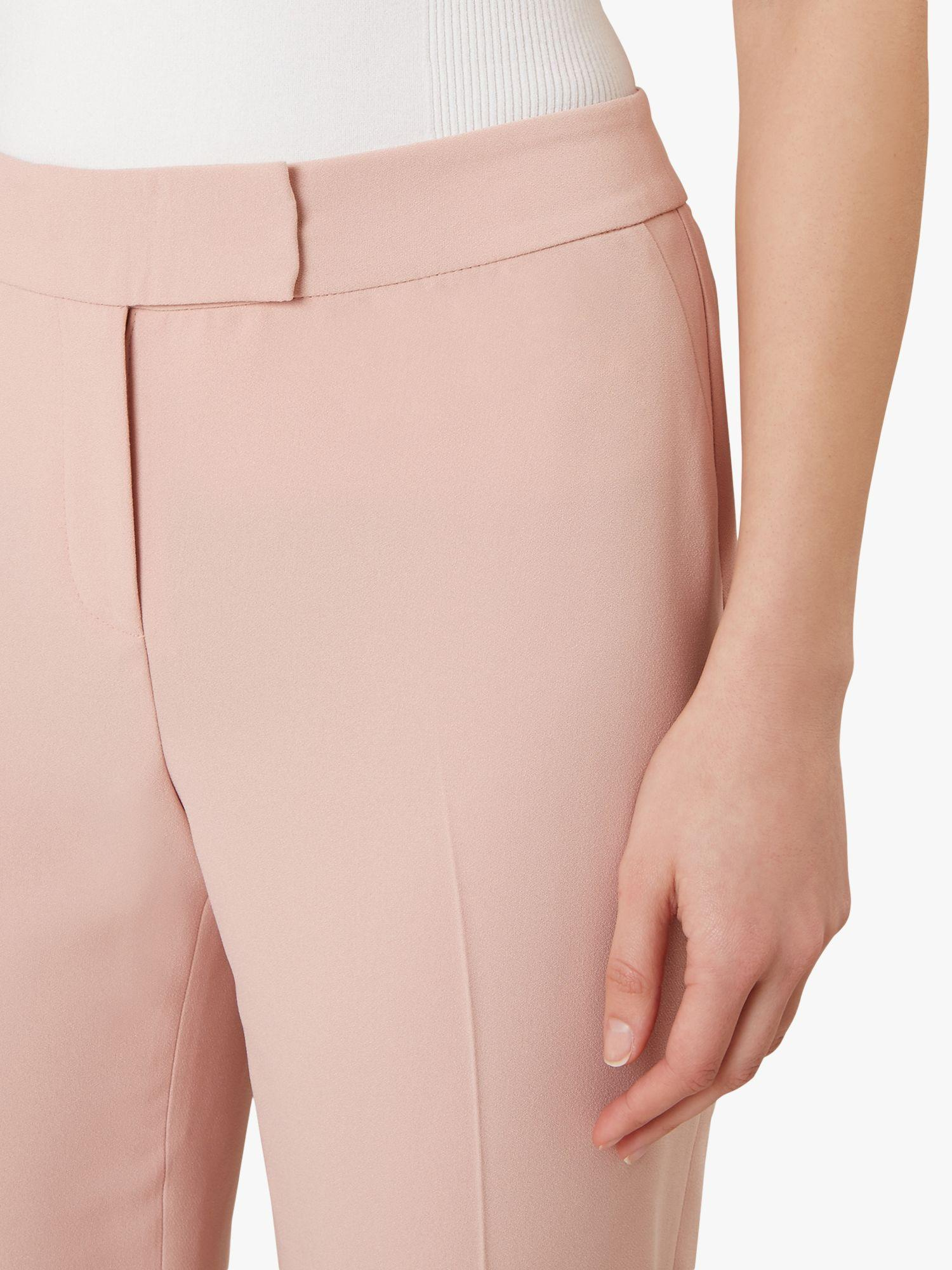 2d3251cc4803 Hobbs Adelaide Trousers in Pink - Lyst