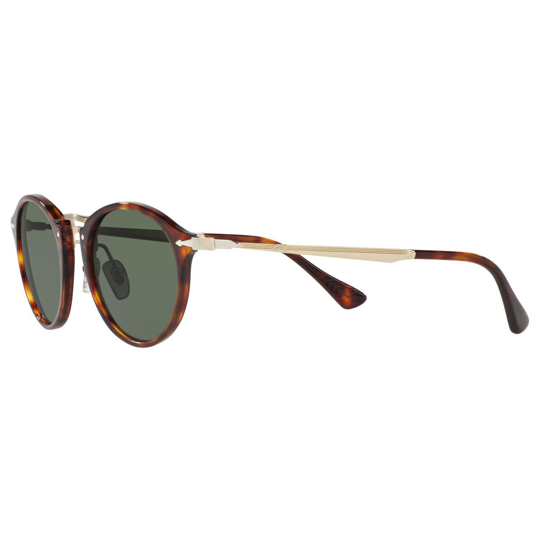 0ad90e519ca20 Persol - Gray Po3166s Calligrapher Edition Oval Sunglasses for Men - Lyst.  View fullscreen