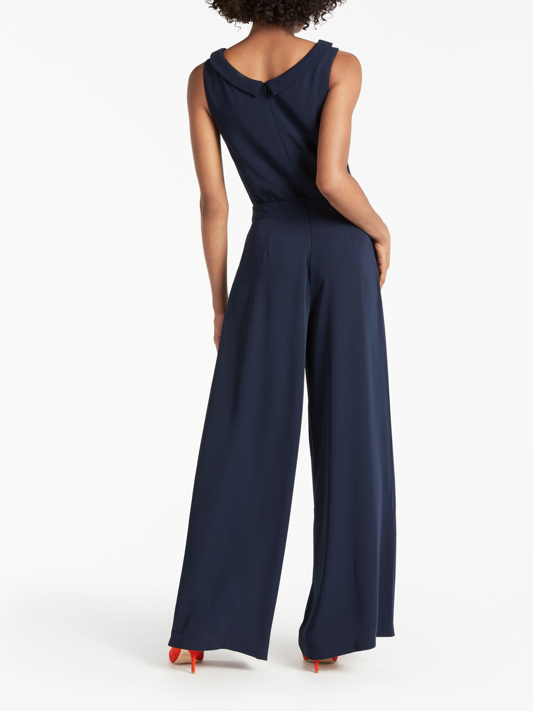 Boden Clarissa Jumpsuit In Blue Lyst
