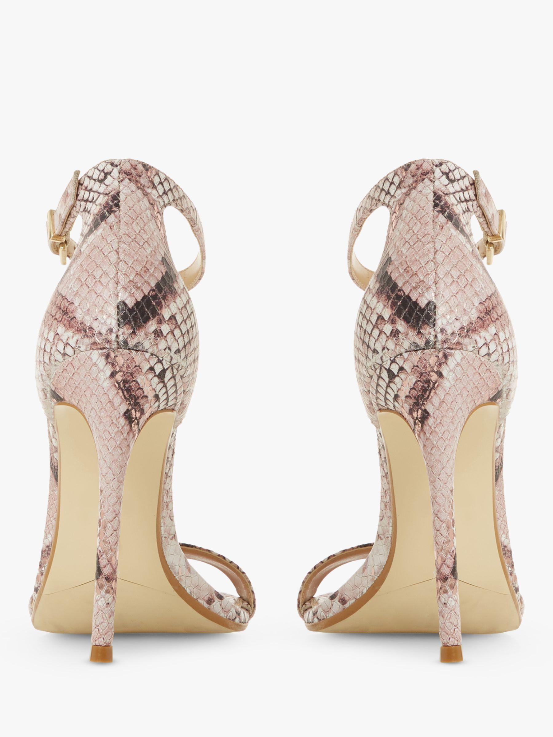 1f2427d5437a Dune - Multicolor Moxie Stiletto Heel Sandals - Lyst. View fullscreen
