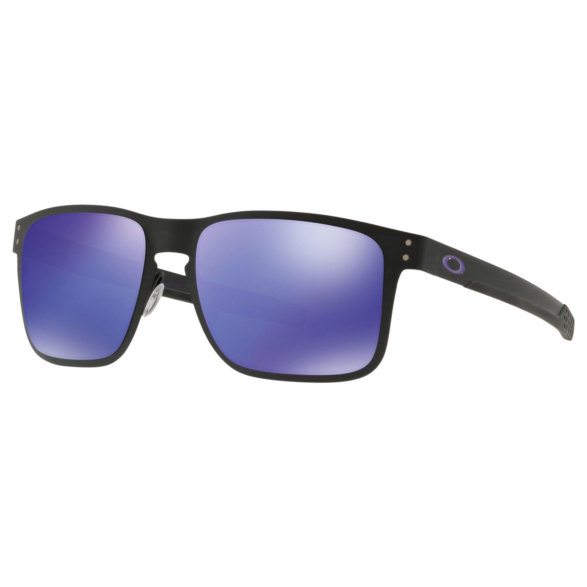 c28e0205bcc84 Oakley. Black Oo4123 Men s Holbrook Metal Square Sunglasses. £150 From John  Lewis ...