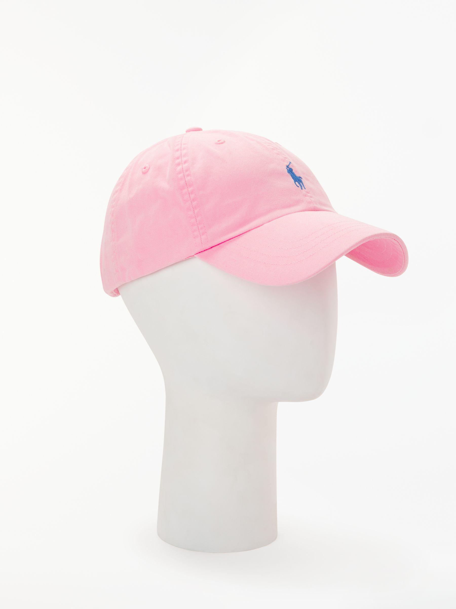 4419e68abd0 Ralph Lauren - Pink Polo Classic Baseball Cap for Men - Lyst. View  fullscreen