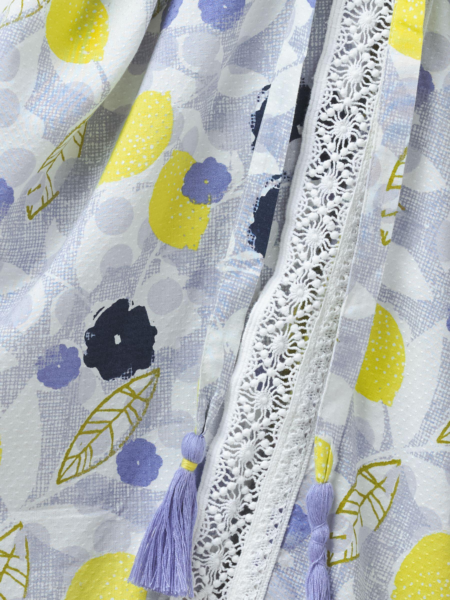 f19029fd9b White Stuff Amelie Lemon Dressing Gown in Blue - Lyst