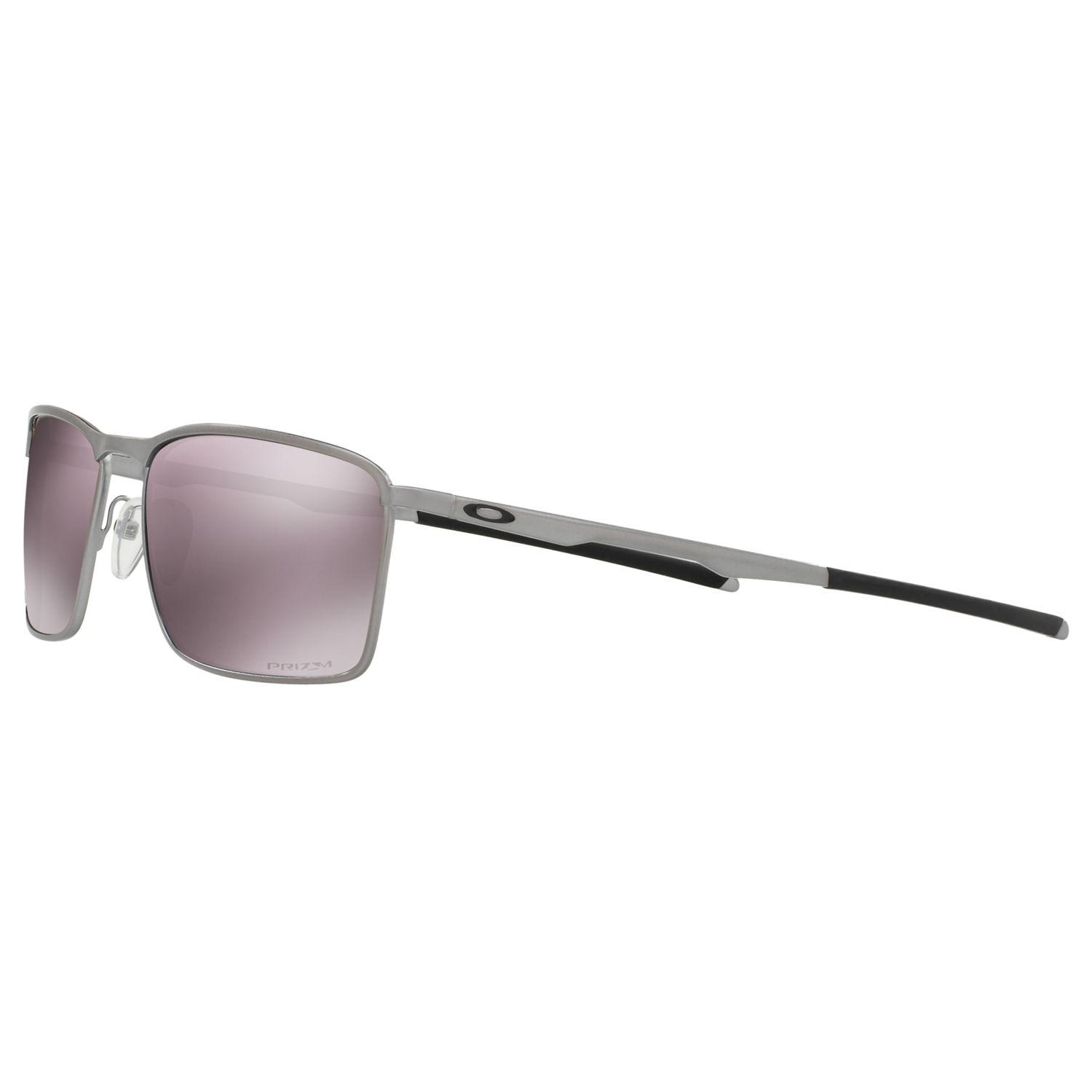 9d0ae1c856 Oakley Oo4106 Conductor 6 Prizm Polarised Rectangular Sunglasses in ...