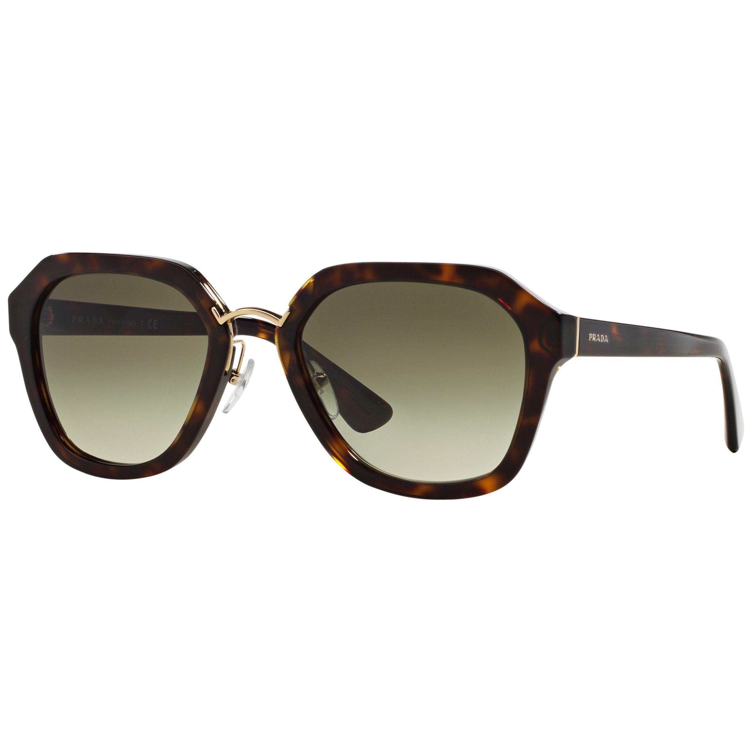 44116ef5fcab Prada Pr25rs Cinema Sunglasses in Brown - Lyst