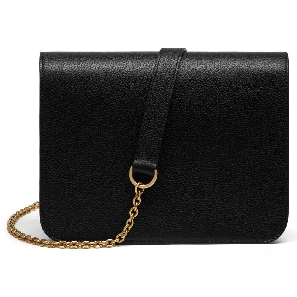 381c1b7ad6 ... hot john lewis. womens black mulberry clifton classic grain leather  270d8 91d2a ...