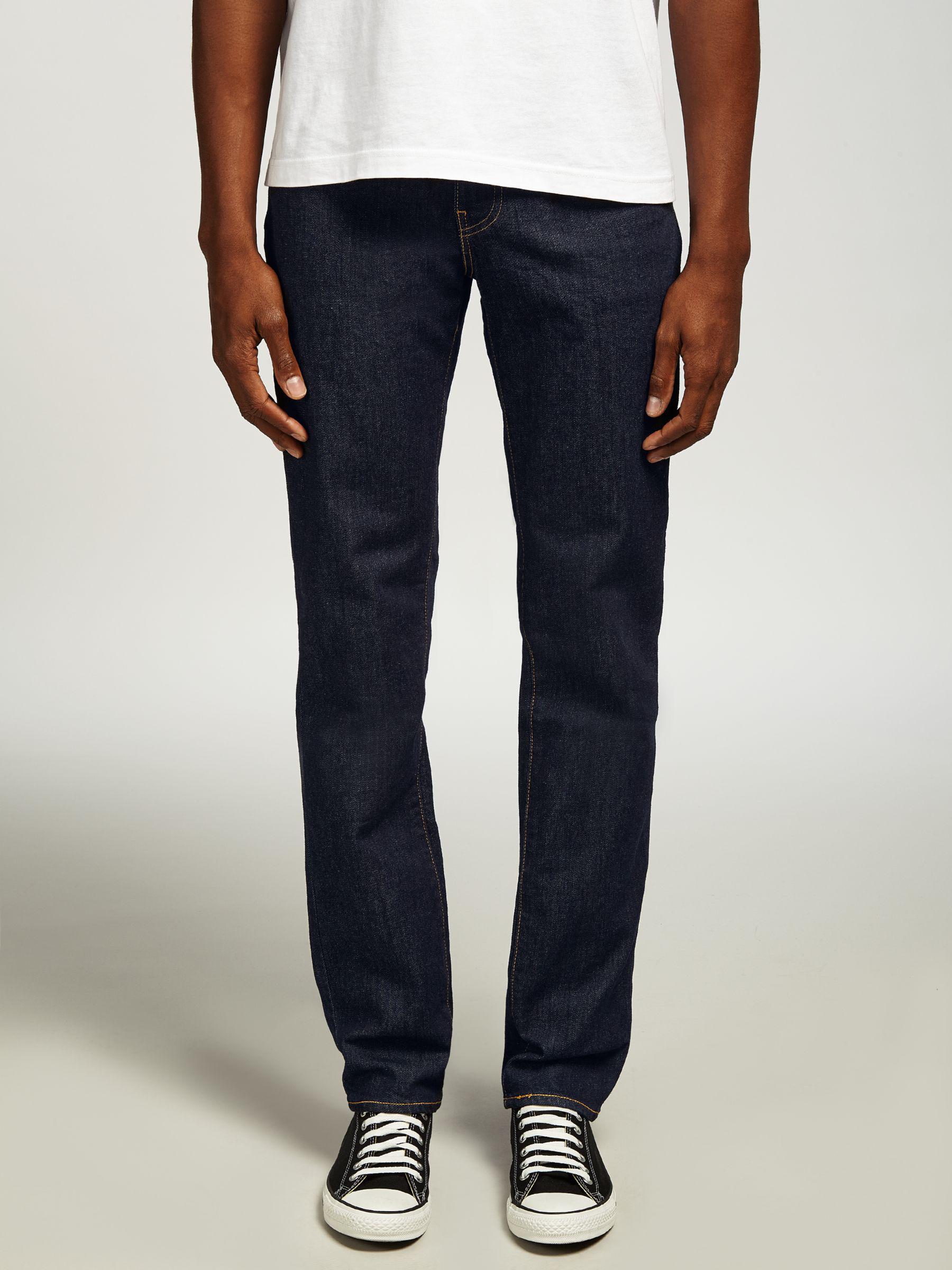 caeb0a039590e Levi s 511 Slim Fit Rock Cod Jeans in Blue for Men - Lyst