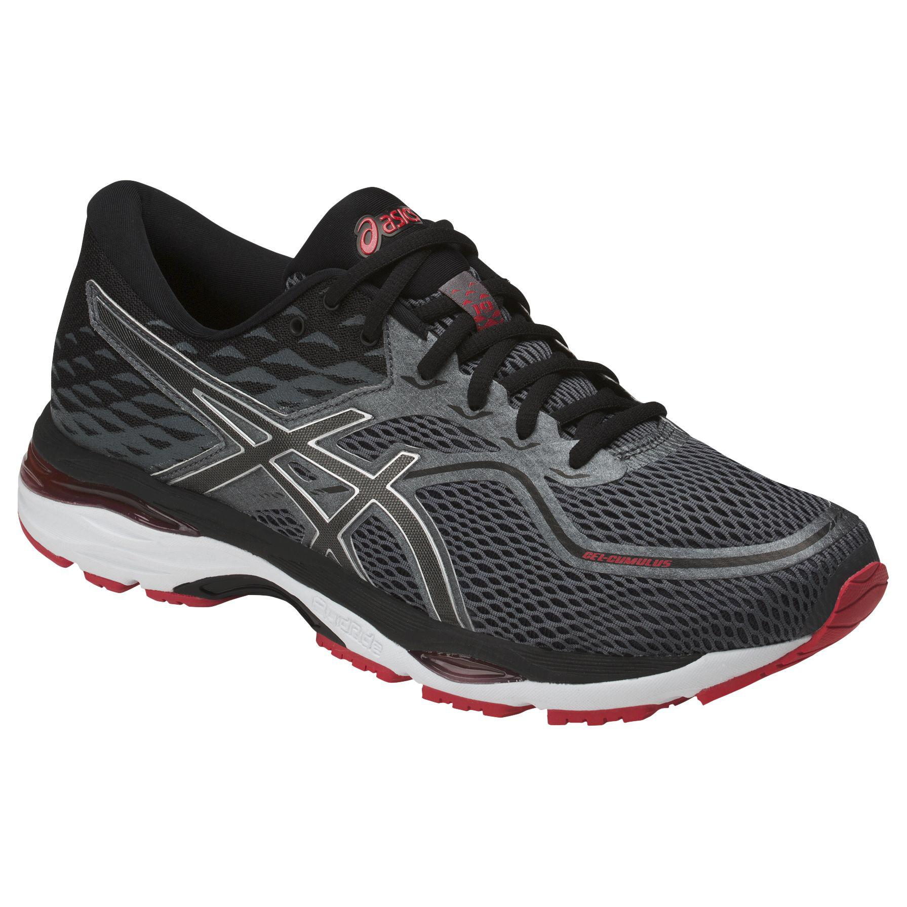 Asics Gel-cumulus 19 Men's Running Shoes in Black for Men - Lyst