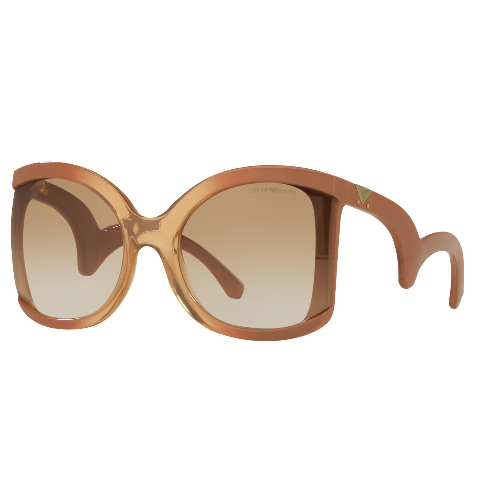 eafb6263d0 Sunglasses Lyst Ea4083 Eye Emporio Cat s Armani fn4pI0S