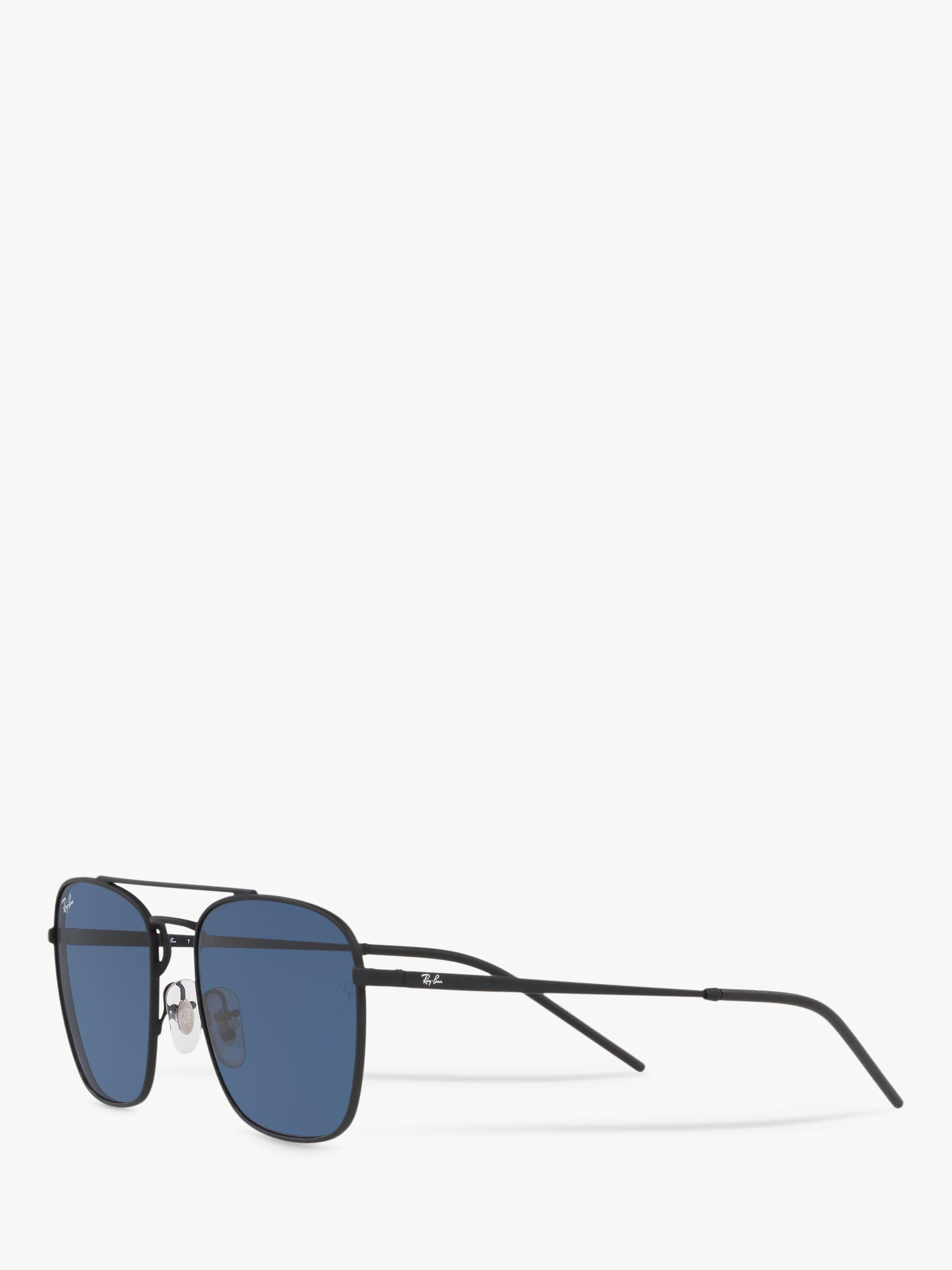 eb4b95c7c9 Ray-Ban Rb3588 Men s Square Sunglasses in Blue for Men - Lyst