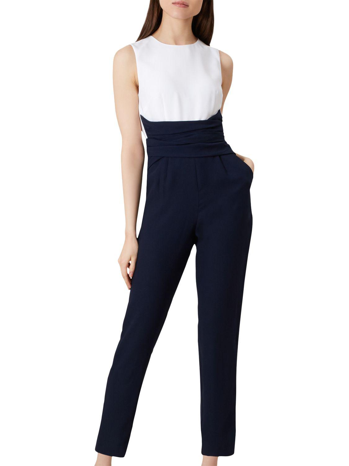 1b41ddfde2 Hobbs Twitchill Jumpsuit in Blue - Lyst