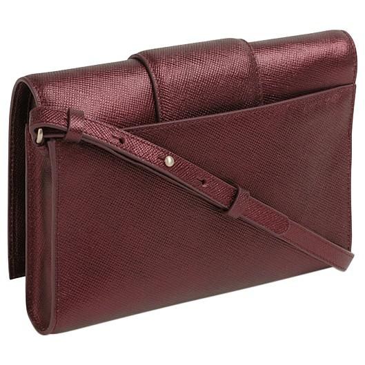 a813a9cde8459 Radley Palace Street Leather Small Cross Body Bag in Purple - Lyst