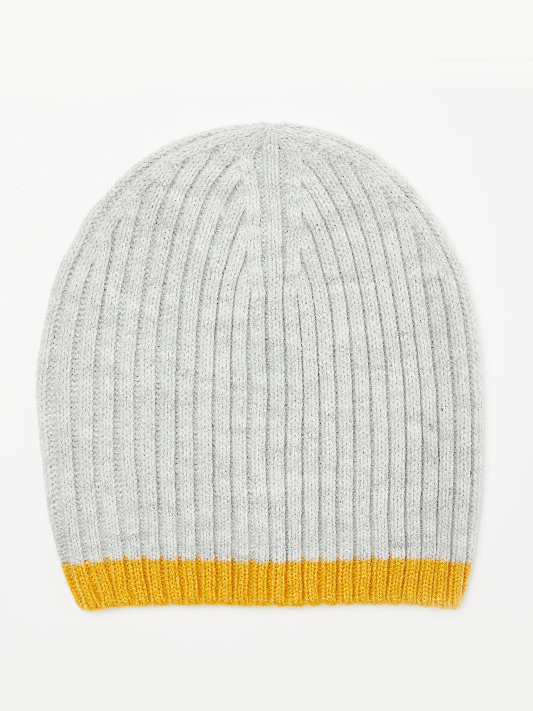 00240a6cbb3 John Lewis - Gray Tipped Beanie Hat - Lyst. View fullscreen