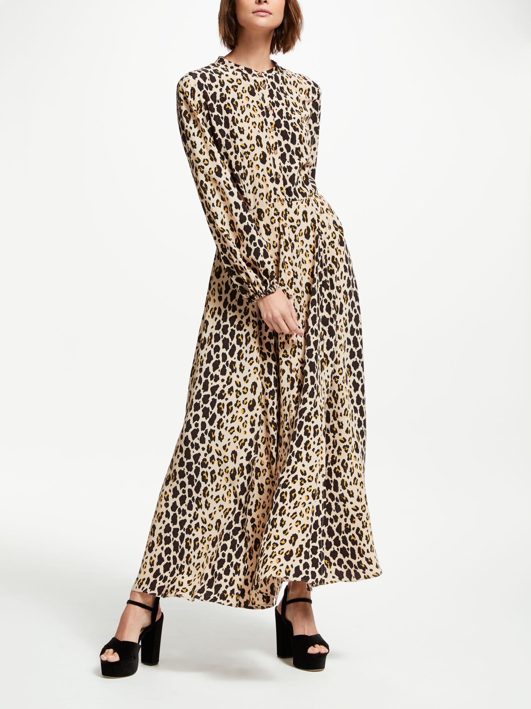 Somerset by Alice Temperley. Women s Leopard Print Maxi Dress 294ed98d7