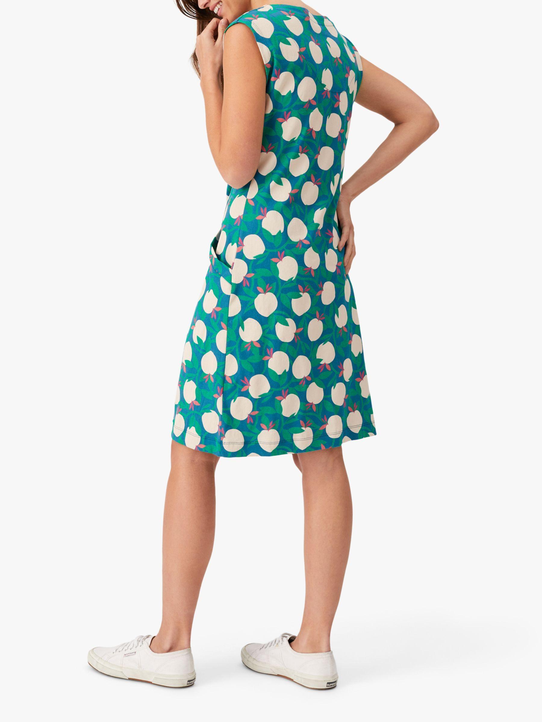 7610956c68 White Stuff Lena Dress in Blue - Save 29% - Lyst