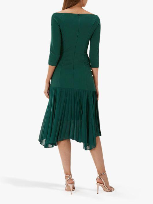 d7a72997e2b8 Coast Windsor Dress in Green - Save 46% - Lyst